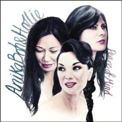 Anika, Boh & Hollie - Peace Of Mind - CD *NEW*