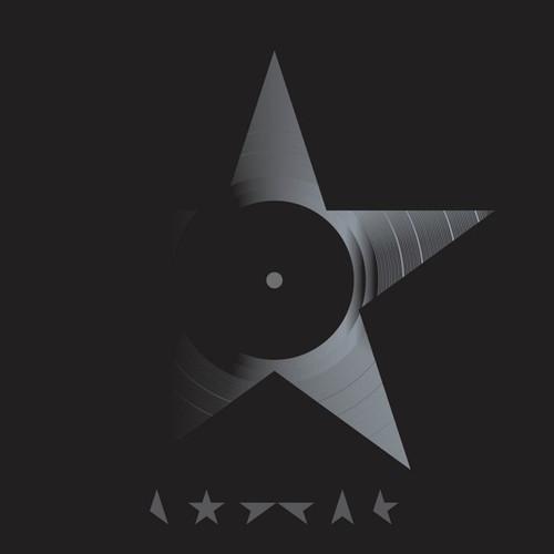 David Bowie - Blackstar - LP *NEW*