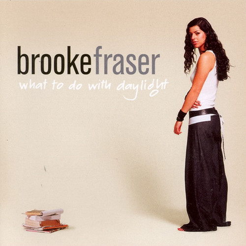 Brooke Fraser  - What To Do With The Daylight - CD/DVD *NEW*