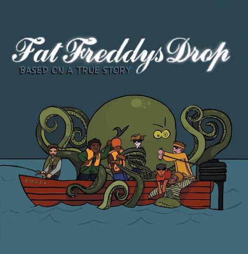 Fat Freddy's Drop - Based On a True Story - CD *NEW*