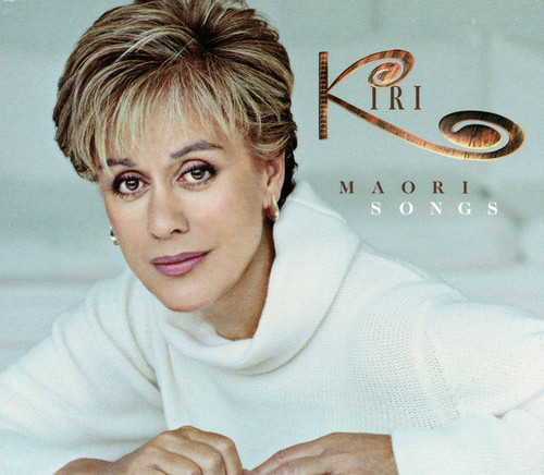 Dame Kiri Te Kanawa - Maori Songs - CD *NEW*