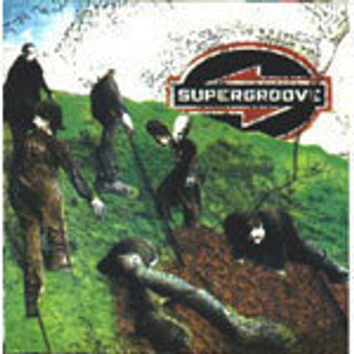 Supergroove - Traction - CD *NEW*