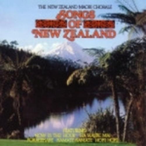 New Zealand Maori Chorale - Songs of New Zealand - CD *NEW*
