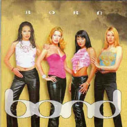 Bond (3) – Born - CD *NEW*