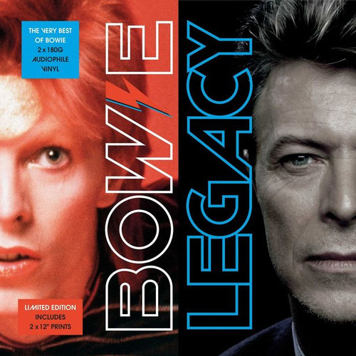 David Bowie - Legacy - The Very Best of David Bowie - 2LP *NEW*