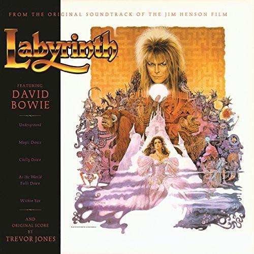 Soundtrack - Labyrinth - LP *NEW*