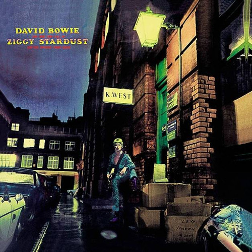 David Bowie - The Rise And Fall Of Ziggy Stardust And The Spiders From Mars - LP *NEW*