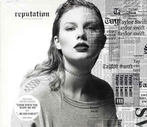 Taylor Swift - Reputation (Picture Disc) - LP *NEW*