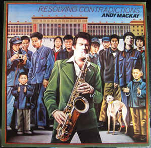 Andy Mackay – Resolving Contradictions - LP *USED*