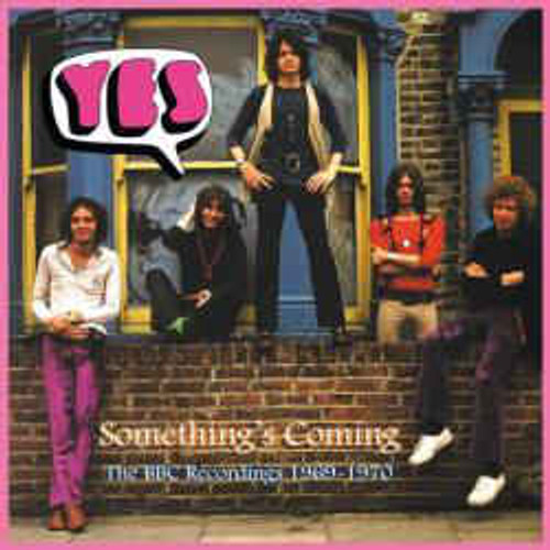 Yes - Something's Coming The BBC Recordings 69-70 - 2LP *NEW*