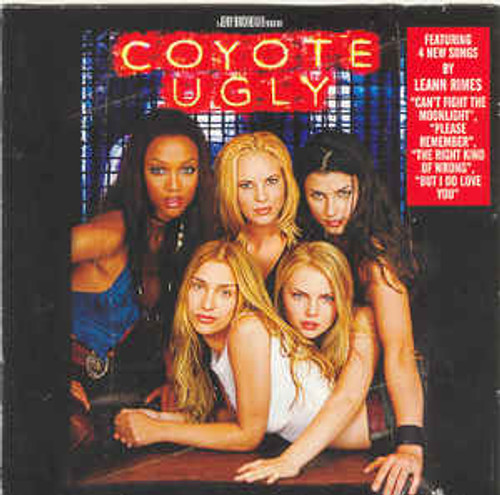 Soundtrack - Coyote Ugly - CD *USED*