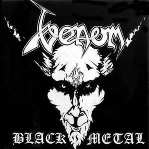 Venom - Black Metal - 2LP *NEW*