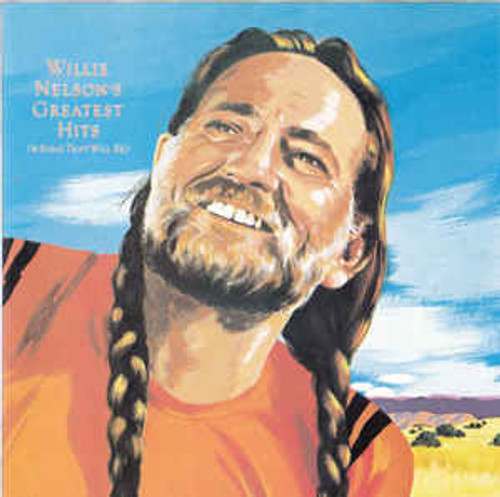 Willie Nelson – Greatest Hits (& Some That Will Be) - CD *USED*