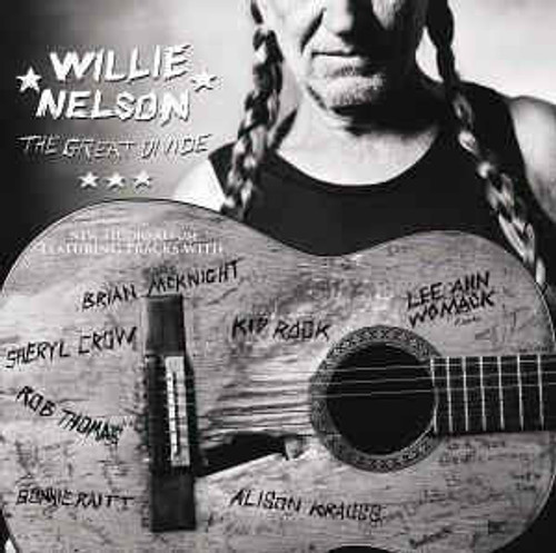 Willie Nelson – The Great Divide - CD *NEW*
