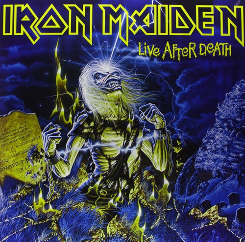 Iron Maiden - Live After Death - 2LP *NEW*