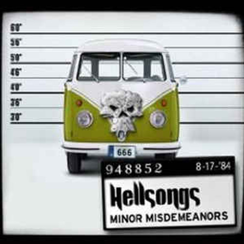 Minor Misdemeanors - Hellsongs - LP *NEW*