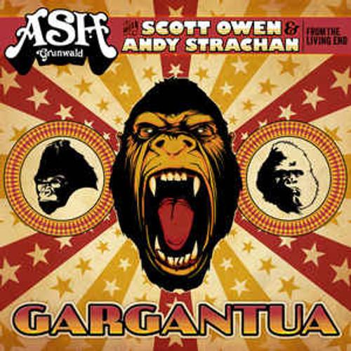 Ash Grunwald – Gargantua - CD *USED*