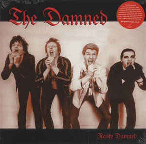 The Damned - Nasty Damned - LP *NEW*