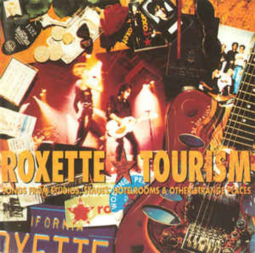 Roxette – Tourism - CD *USED*