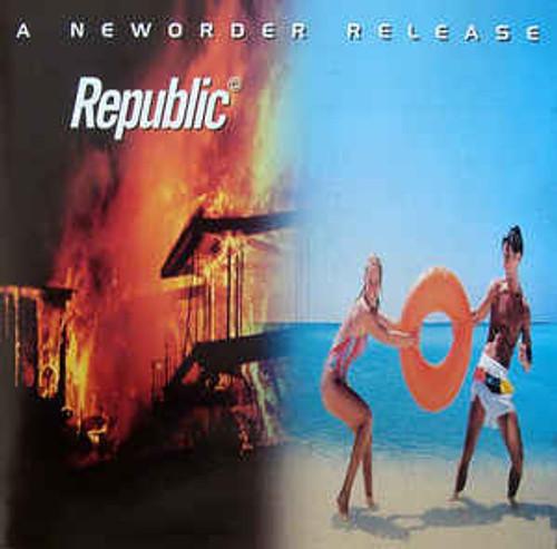 NewOrder* – Republic - CD *USED*