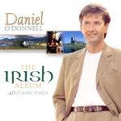 Daniel O'donnell - The Irish Album - 2CD *NEW*