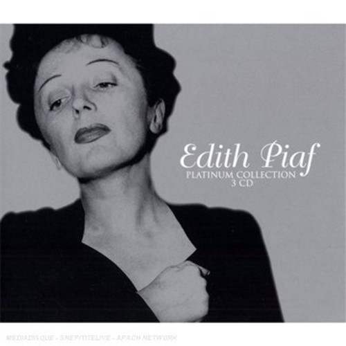 Edith Piaf - Platinum Collection - 3CD *NEW*