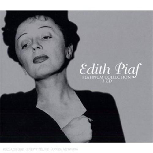 Edith Piaf - Platinum Collection - 3CD *NEW*