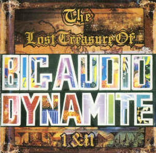 Big Audio Dynamite & Big Audio Dynamite II – The Lost Treasure Of Big Audio Dynamite I & II - 2CD *USED*