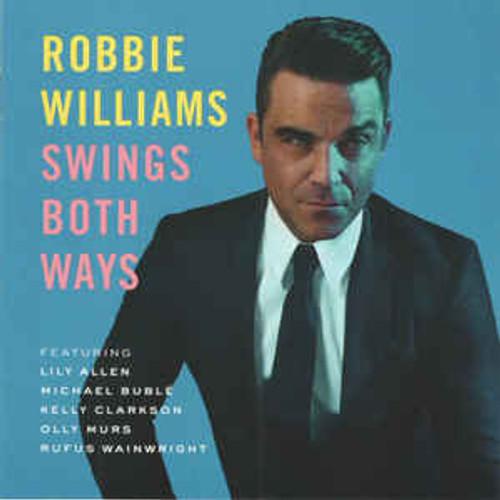 Robbie Williams – Swings Both Ways - CD *NEW*