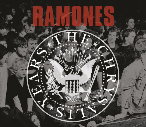 Ramones - Chrysalis Anthology - 3CD *NEW*