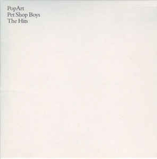 Pet Shop Boys – PopArt (The Hits) - 2CD *USED*