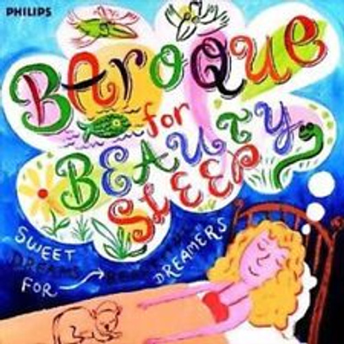 Baroque For Beauty Sleep - Various - CD *NEW*