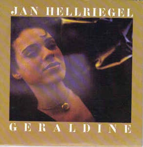 Jan Hellriegel – Geraldine - CD/S *USED*