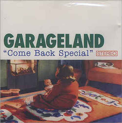 Garageland ‎– Come Back Special - CD/S *USED*