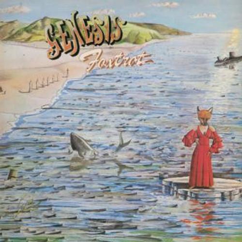 Genesis - Foxtrot - LP *NEW*