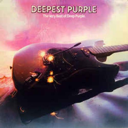 Deep Purple – Deepest Purple : The Very Best Of Deep Purple - TC *USED*