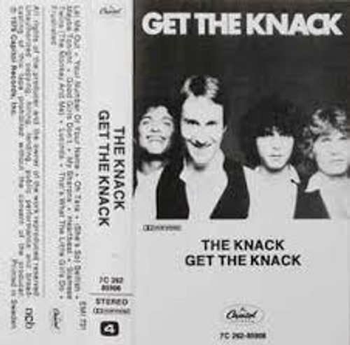 The Knack ‎– Get The Knack - TC *USED*