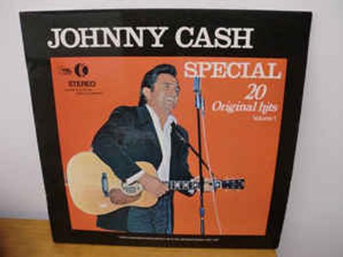 Johnny Cash – Special 20 Original Hits Volume 1 - LP *USED*