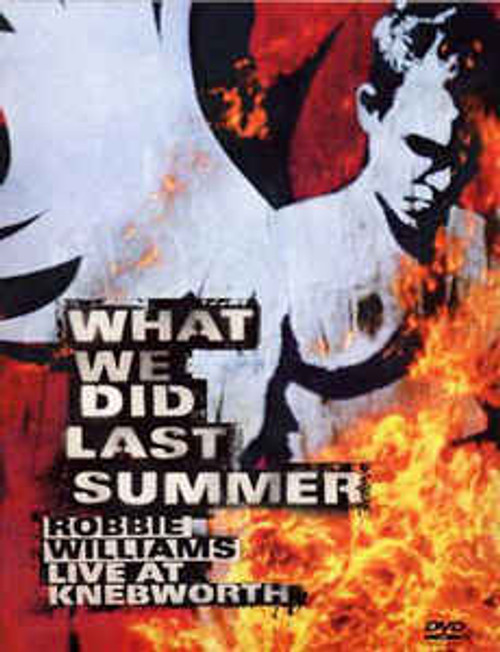 Robbie Williams – What We Did Last Summer - 2DVD *NEW*