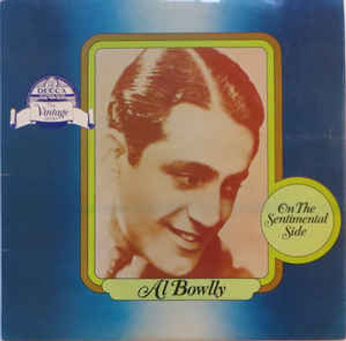Al Bowlly ‎– On The Sentimental Side - 2LP *USED*