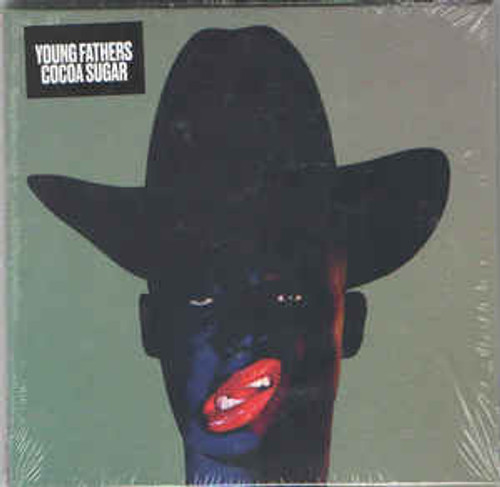 Young Fathers – Cocoa Sugar - LP/DL *NEW*
