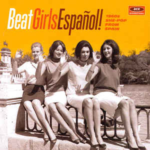 Beat Girls Español! (1960s She-Pop From Spain) - Various - CD *NEW*