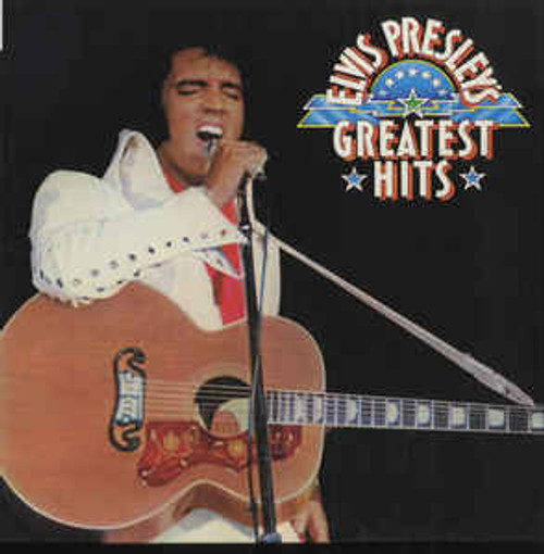 Elvis Presley – Elvis Presley's Greatest Hits (UK)- 6LP *USED*