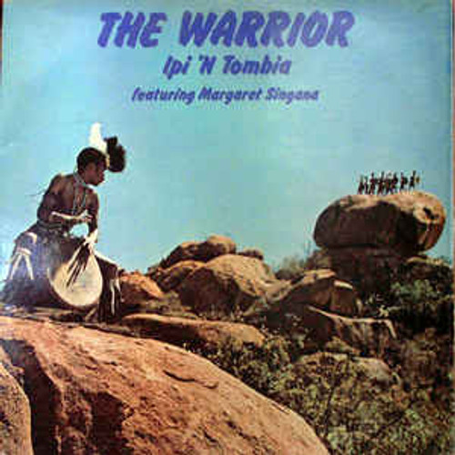 Ipi 'N Tombia* Featuring Margaret Singana ‎– The Warrior - LP *USED*