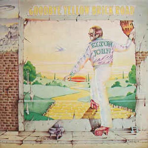 Elton John – Goodbye Yellow Brick Road (NZ) - 2LP *USED*