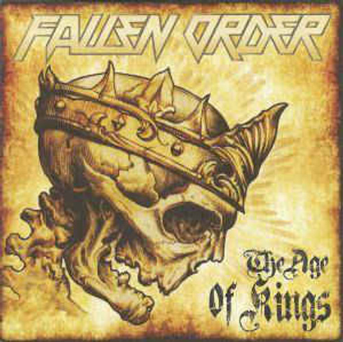 Fallen Order - The Age Of Kings - CD *NEW*