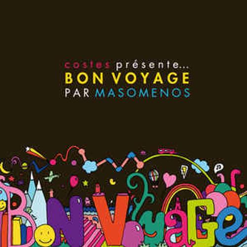 Costes Presente...Bon Voyage Par Masomenos - Various - CD *NEW*