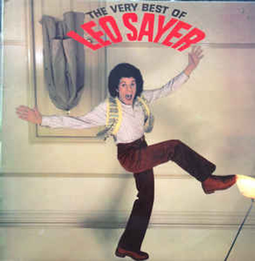 Leo Sayer ‎– The Very Best Of Leo Sayer (NZ) - LP *USED*