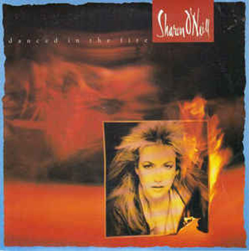 "Sharon O'Neill ‎– Danced In The Fire - 7"" *USED*"