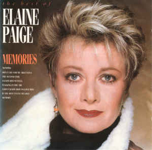 Elaine Paige – The Best Of Elaine Paige - Memories - LP *USED*